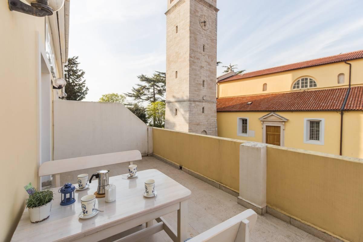 Apartment Stella, Novigrad Istria, Croatia